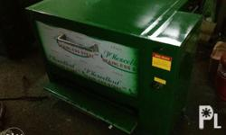 Brandnew gas oven and other bakery equipments