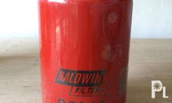 Totus Tuus Trading sells Baldwin heavy duty filters for