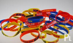 Baller IDs, Baller Bands, Silicon Bands for Company