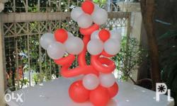 Balloons Centerpiece P120.00 We deliver anywhere in
