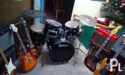 Basic Band Equipments for rent for only 3k plus