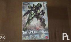 hi, guys. is there anyone looking for Bandai HG 1/100