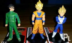 Banpresto Dragon Ball Z set of 3 1. Son Gohan from