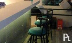 Customized bar chairs and restaurants tables and chairs