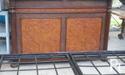 Bar Counter Dimensions: Width 73in / 185.5cm Height