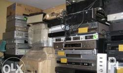 WE are selling these electronic JUNK/s from Japan as it