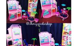 Barbie Dollhouse Package for Sale! (Brandnew Barbie