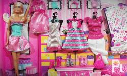 BARBIE FASHION GIFT SET FOR ONLY P1,469.00 INSTEAD OF