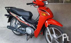 � Fuel-Efficient and Environmental Friendly 110cc