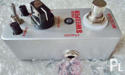 Mooer Bass Sweeper / Power supply and Daisy chain for