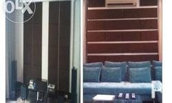 For Sale Acoustical materials: for Home theaters,