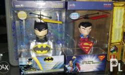 - Motion Control, Rc Flying Superman and Batman - easy