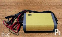 Battery Charger for Motorcycle (ver2) P675.00