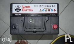 Leone Brand Battery For ; CARS, SUV,TRUCKS A