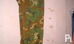 Original US Marine issue battle dress uniform with US