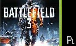 Selling my battlefield 3 game for xbox 360. A great