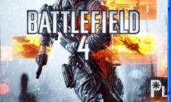 Product details of Battlefield 4 for PS4 Battlefield 4