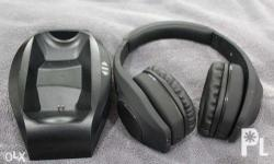 Bauhn Cordless Headphones complete with all