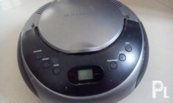 For sale Bauhn personal portable stereo cd fm player In