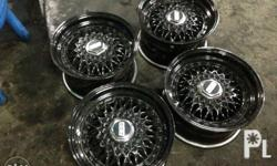 For Sale BBS Rims - 15x8 - for 4 holes - Universal 100