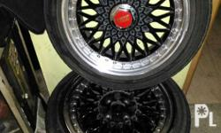BBs RS 15 w/ Tires ? Imus for Sale in Amadeo, Calabarzon