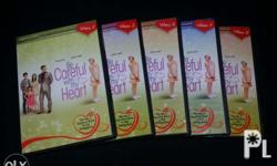 Be Careful with My Heart DVDs volume 1-5 Price is still