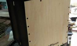 Beat and Strum Cajon is a local brand name who makes