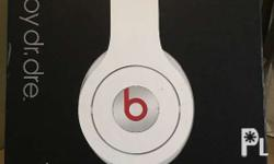 Beats by dr. dre - Solo HD (White Edition)
