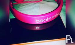 Beats MIXR Color Pink From US RFS need money kaau but i
