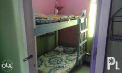 Bed space for rent at Buhangin, Davao City. Fronting