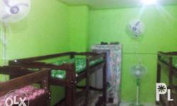 available ladybedspacer! double decks po ang available