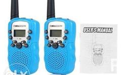 This BellSouth small and portable walkie-talkie has 22