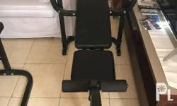 Slightly used bench press within bacolod city area only