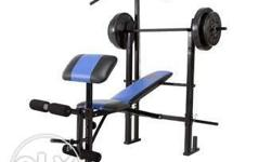 Second hand Winnow 7 in 1 bench press Functions: