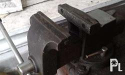 SOLD! THANK YOU OLX! Bench Vise (Gato) only 6 months