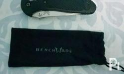 For sale brandnew Benchmade 551 griptilian tactical