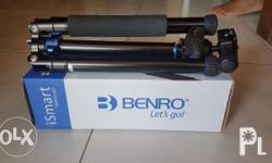 BENRO iSmart IS05 Travel Camera Tripod New extreme