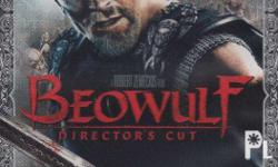 For sale is my BEOWULF(DIRECTOR'S CUT) BLU-RAY that was