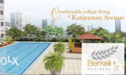 23sqm 15T/ month inclusive monthly dues Furnished View