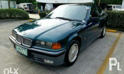GreatDeal Car at Affordable Price )) BMW 316i MT )) 1st
