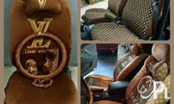 BestSeller Gucci And Lv Car Seat Cover