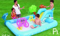 BESTWAY Authentic new play pool Product size 240 * 210