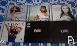 Up for auction is Beyonce's 5 studio albums: