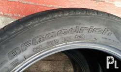 4 Used tires. Different wear. Check pictures. Package