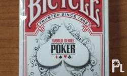 Bicycle�® World Series of Poker�® â�± 800 Condition: