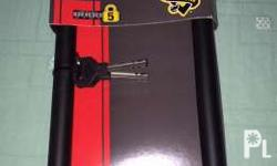 Bell The Original Bicycle extra long shackle U-lock
