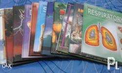 150 each. With colored and interesting pages. Hardbound
