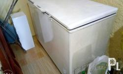 For sale big chest freezer :) PHP 6000 Height: 31