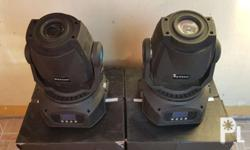 For sale only Big dipper ls90 Moving head led With dmx