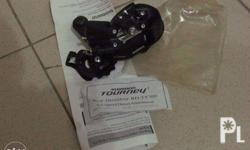 Shimano Tourney 7 speed rear roller - Brand new Crank